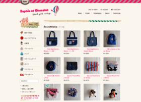 shop.sophieetchocolat.jp