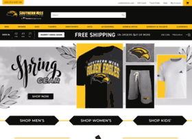 shop.southernmiss.com