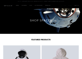 shop.spacex.com