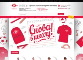 shop.spartak.com