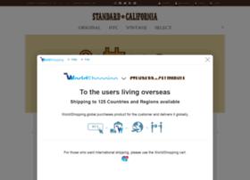 shop.standardcalifornia.com