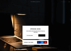 shop.stormandmarie.com