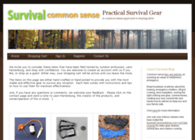 shop.survivalcommonsense.com