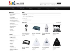 shop.syncstore.jp
