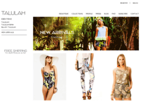 shop.talulah.com.au