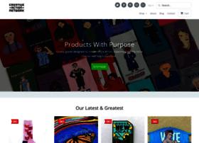 shop.thecreativeactionnetwork.com
