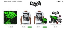 shop.theheavy.co.uk