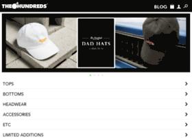shop.thehundreds.com