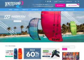 shop.thekitesurfcentre.com