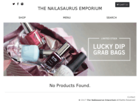 shop.thenailasaurus.com
