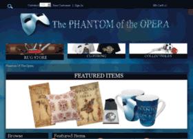 shop.thephantomoftheopera.com