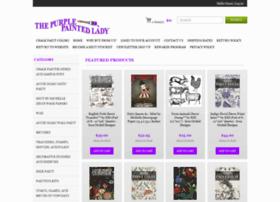 shop.thepurplepaintedlady.com