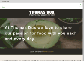 shop.thomasdux.com.au