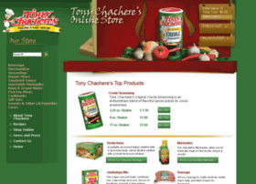 shop.tonychachere.com