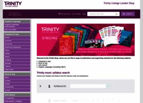 shop.trinitycollege.com