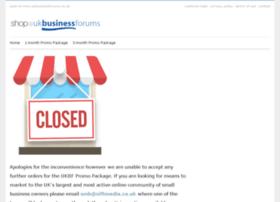 shop.ukbusinessforums.co.uk