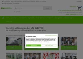 shop.unielektro.de