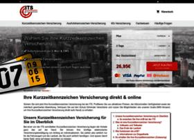 shop.versicherung-kurzzeitkennzeichen.com