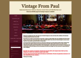 shop.vintagefrompaul.com