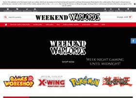 shop.weekendwarlords.co.uk