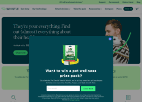 shop.whistle.com