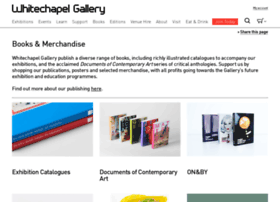 shop.whitechapelgallery.org