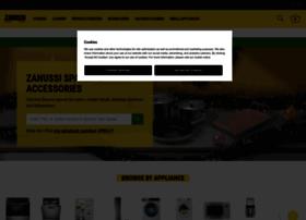 shop.zanussi.co.uk