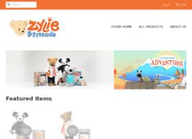 shop.zyliethebear.com