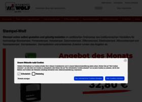 shop24.stempel-wolf.de
