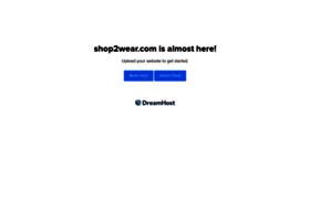shop2wear.com