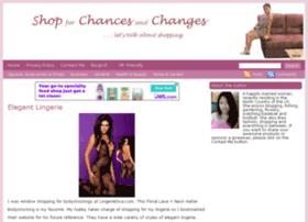 shop4chancesandchanges.com
