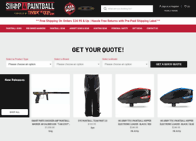 shop4paintball.com