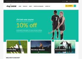 shopacricket.com