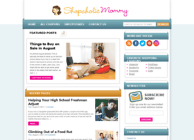 shopaholicmommy.com