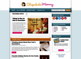 shopaholicmommy.com