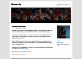 shopaholly.wordpress.com