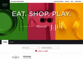 shoparborhills.com
