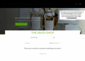 shopatthesavoy.com