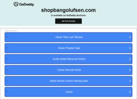 shopbangolufsen.com