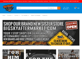 shopbigskyharley.com
