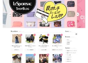 shopblog.lesportsac.co.jp