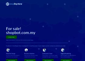 shopbot.com.my