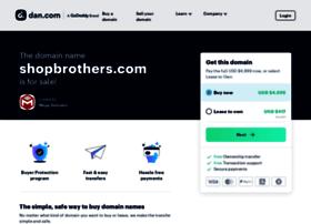 shopbrothers.com