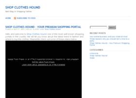 shopclotheshound.com