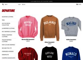 shopdeparture.myshopify.com
