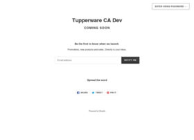 shopdev.tupperware.ca