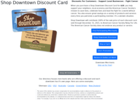 shopdowntown.org