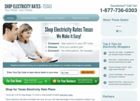shopelectricityratestexas.com