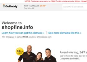 shopfine.info