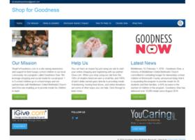 shopforgoodness.com